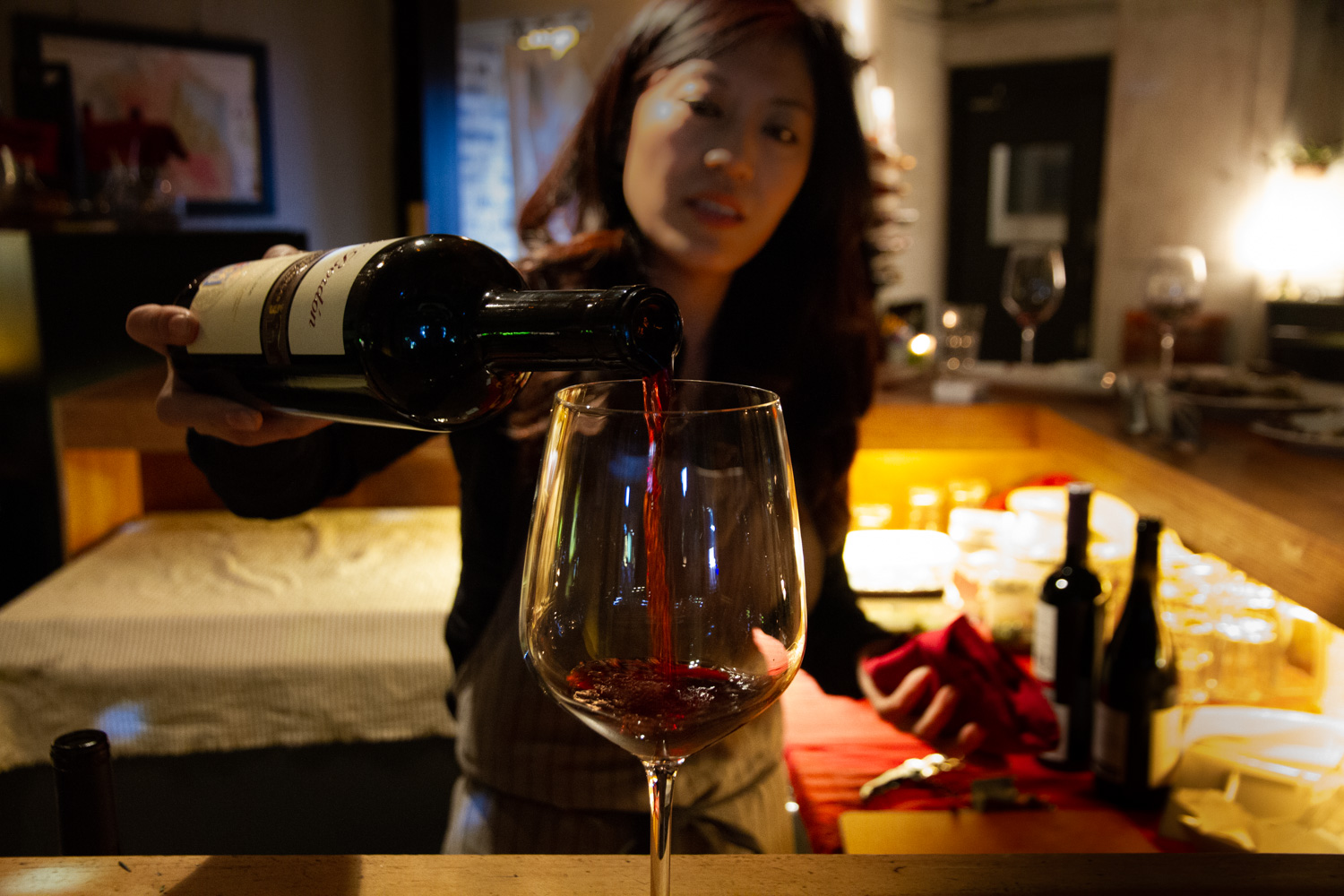 SU-YEON LEE - A SOMMELIER IN SEOUL