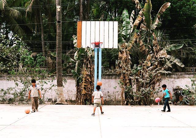 Ball games. #bballcourts #mexico #35mm