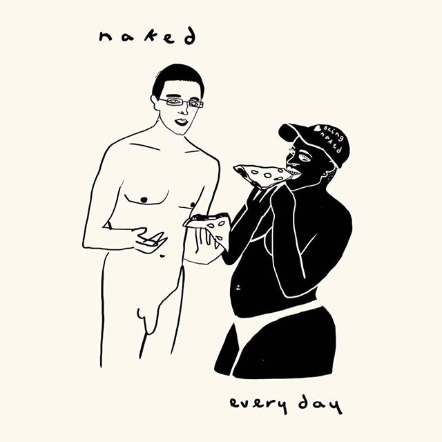 ✨NAKED EVERYDAY✨ ⠀⠀⠀⠀⠀⠀⠀⠀⠀⠀⠀⠀⠀⠀⠀⠀⠀⠀⠀⠀⠀⠀⠀⠀⠀⠀⠀⠀⠀⠀⠀⠀⠀⠀⠀⠀⠀ Inspired by a picture of the Naked Jazz and Pizza Party ⠀⠀⠀⠀⠀⠀⠀⠀⠀⠀⠀⠀⠀⠀⠀⠀⠀⠀⠀⠀⠀⠀⠀⠀⠀⠀⠀⠀⠀⠀⠀⠀⠀⠀⠀⠀⠀ Thank you @mainsnues this is amazing 🌝❣️ ⠀⠀⠀⠀⠀⠀⠀⠀⠀⠀⠀⠀⠀⠀⠀⠀⠀⠀⠀⠀⠀⠀⠀⠀⠀⠀⠀⠀⠀⠀⠀⠀⠀⠀⠀⠀⠀ How often do you hang out naked ? Where and when ? ⠀⠀⠀⠀⠀⠀⠀⠀⠀⠀⠀⠀⠀⠀⠀⠀⠀⠀⠀⠀⠀⠀⠀⠀⠀⠀⠀⠀⠀⠀⠀⠀⠀⠀⠀⠀⠀ #bodypositive #selflove #illustration