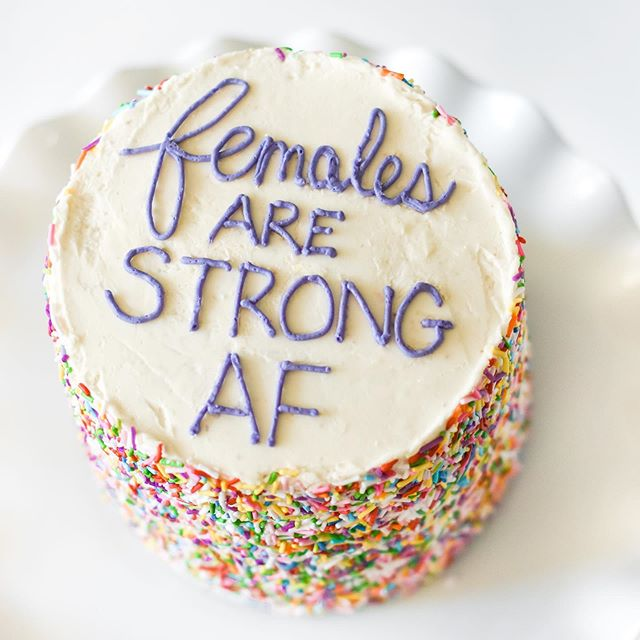 The future is female, the future is now. #HappyInternationalWomensDay