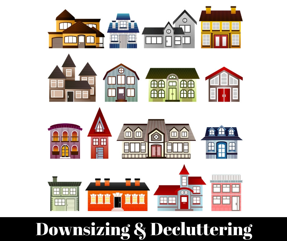 Downsizing & Decluttering
