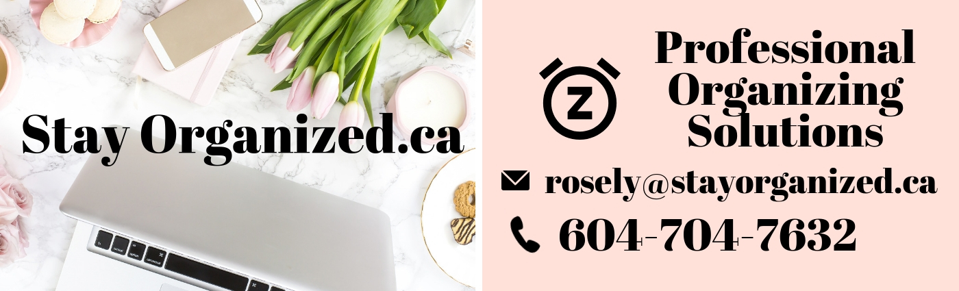 Stay-Organized-Professional-Organizer-Langley-Vancouver-South Surrey-White Rock-British Columbia-Rosely-Info