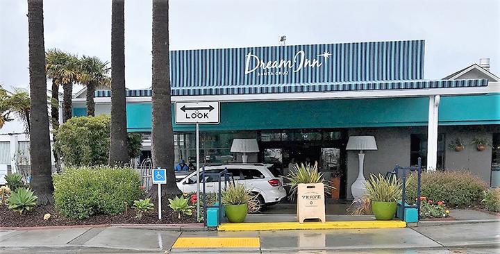 Dream Inn, Santa Cruz