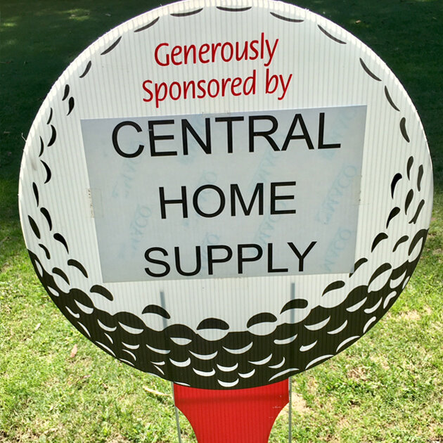 One of our generous sponsors Central Home Supply