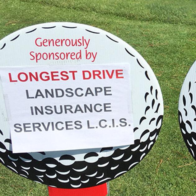 One of our generous sponsors Landscape Insurance Services, L.C.I.S.
