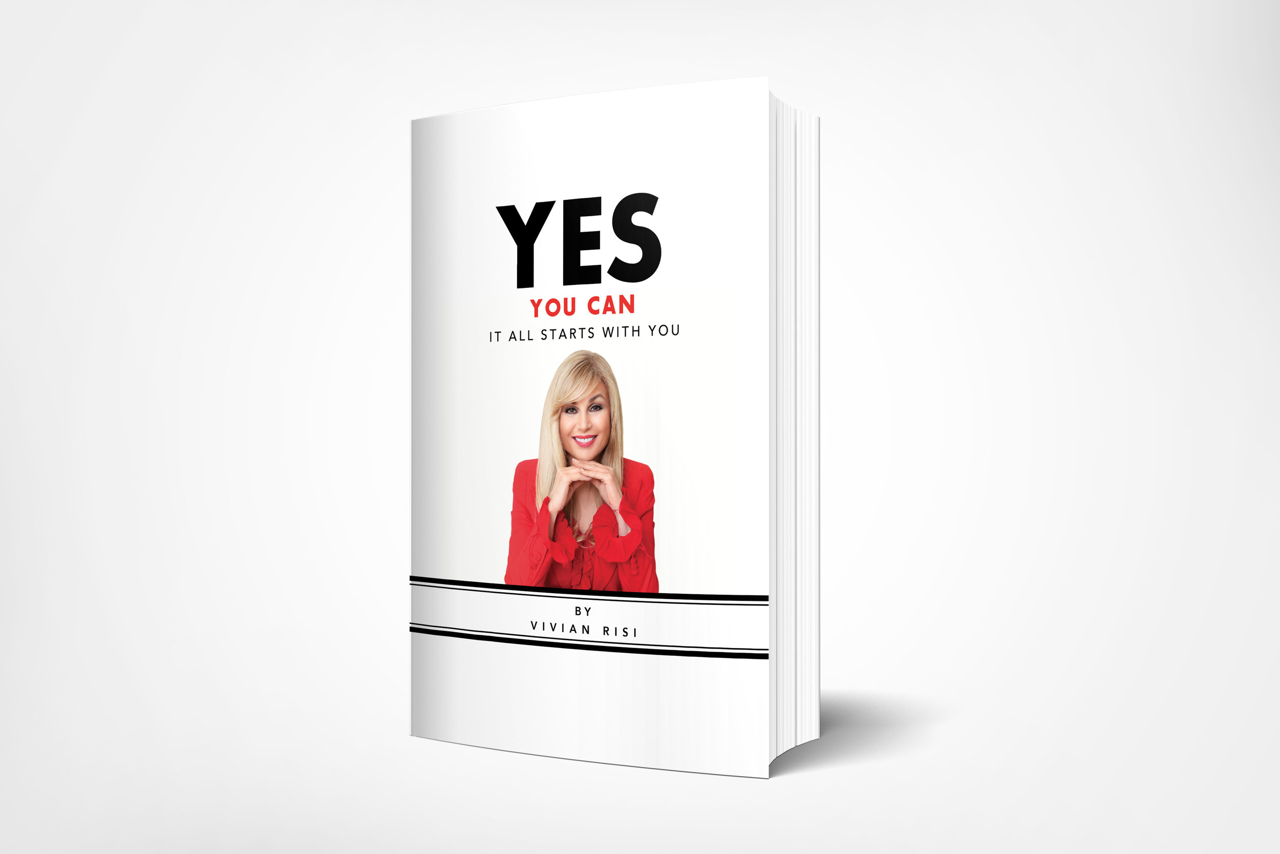 YES YOU CAN - By Vivian Risi - Coming Soon
