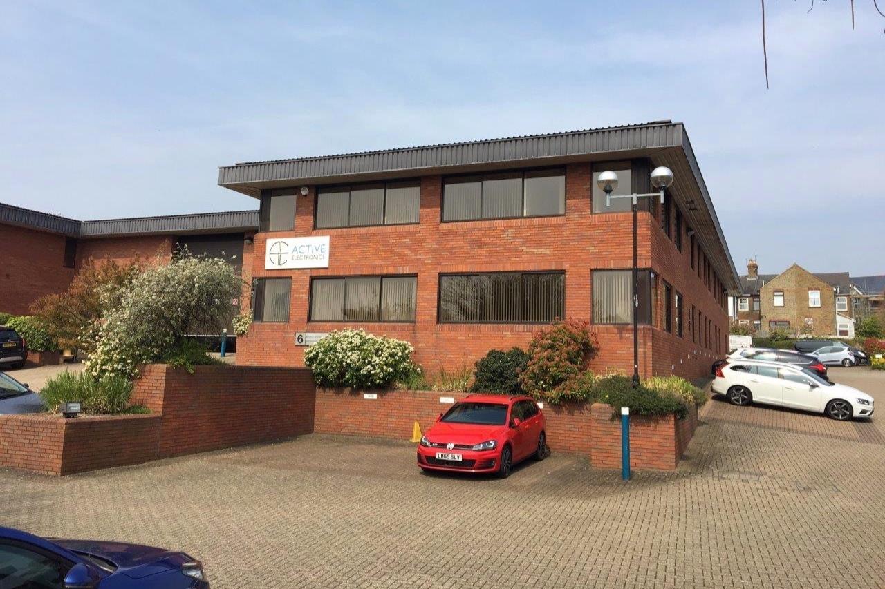 Active Electronics' UK Headquarters, High Wycombe, Buckinghamshire