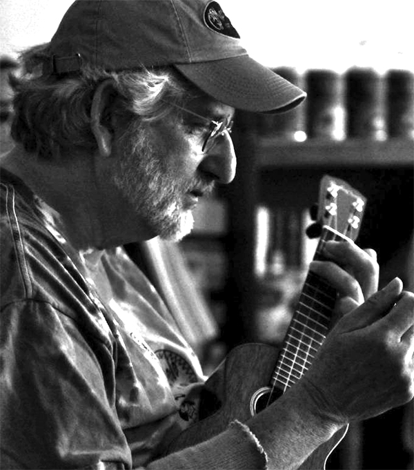 Bluesmeister, Ron Gordon