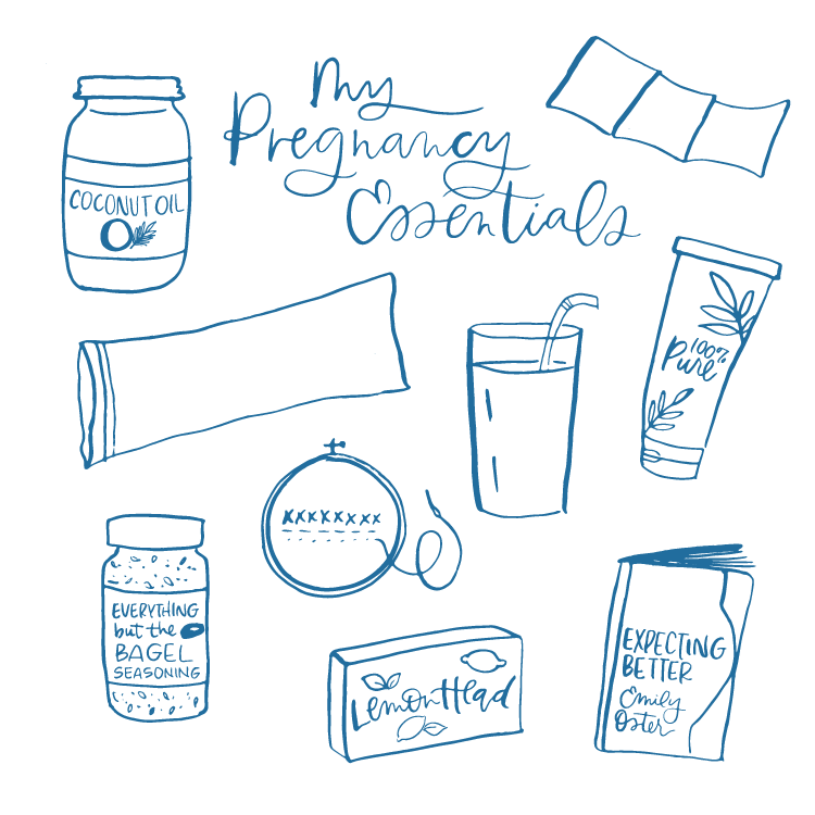 Illustrated Pregnancy Essentials