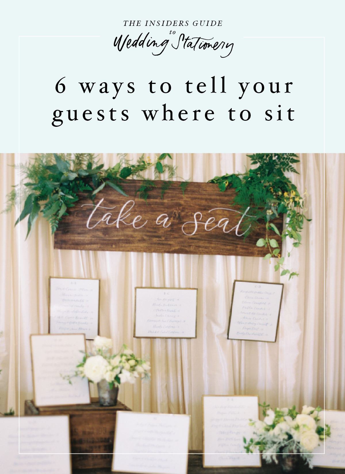 Escort Card Ideas from Bright Room Studio-01.png