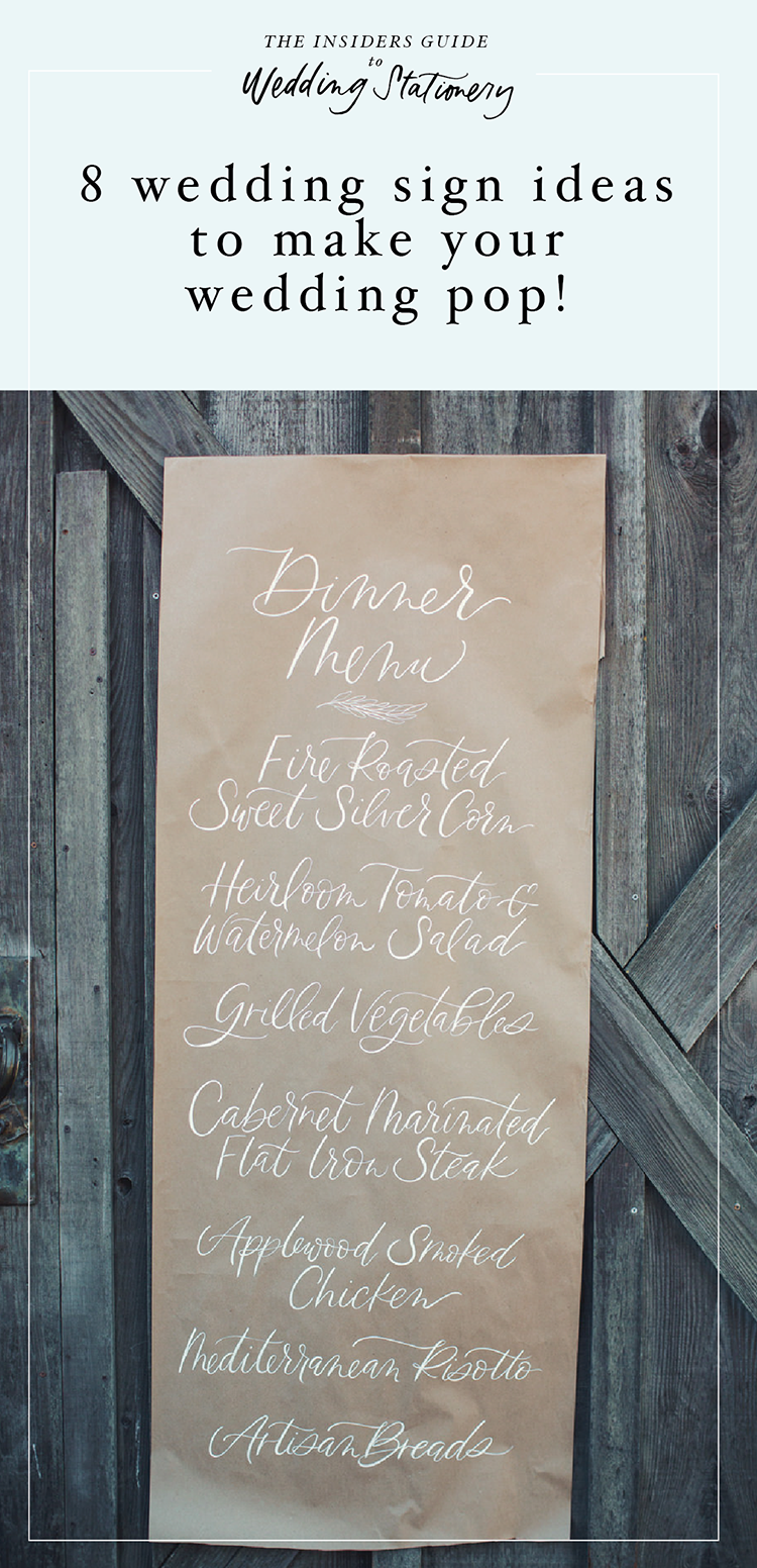 8 Sign Ideas to Make Your Wedding Pop.png