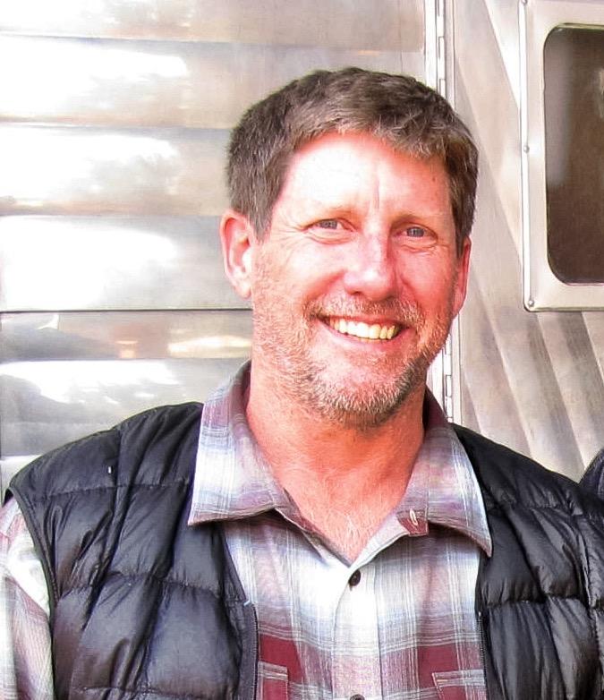 """Mark Henderson , Founder  """"For Something Good"""""""