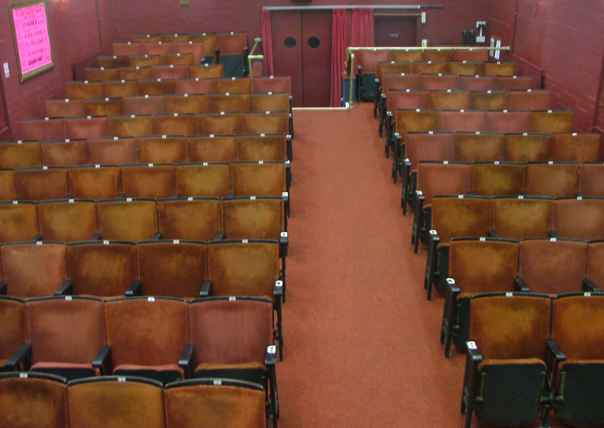 The Playhouse Auditorium in 2007