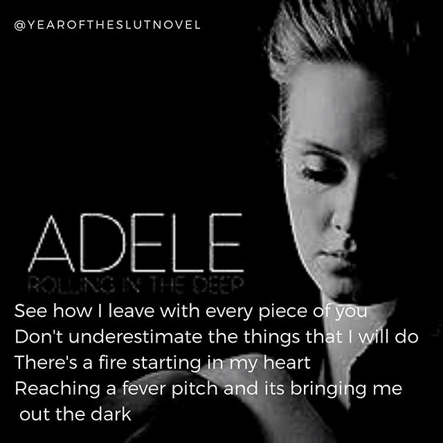 #musicmonday with @adele and #rollinginthedeep Have you ever been in that deep? . . . . . #yearoftheslut #yearoftheslutnovel #YOTS #jenniferlieberman #moresexlesscity #guiltypleasure #soseductive #womensfiction #sexybook #sexybooks #femalesexuality #romancenovel #romancebook #romancebooks #romancereads #romancenovels #romance #authorsofinstagram #writersofinstagram #canadianauthor #heartbreak #love