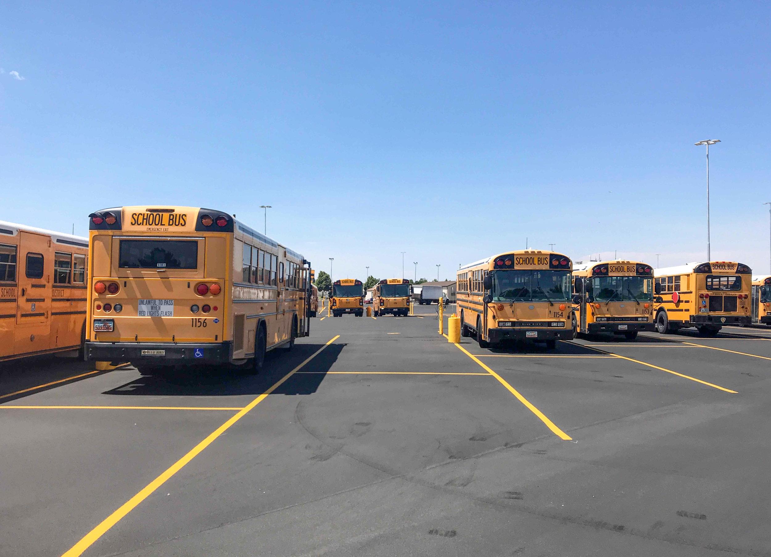 Jordan School District  Transportation Facility  — South Jordan, UT