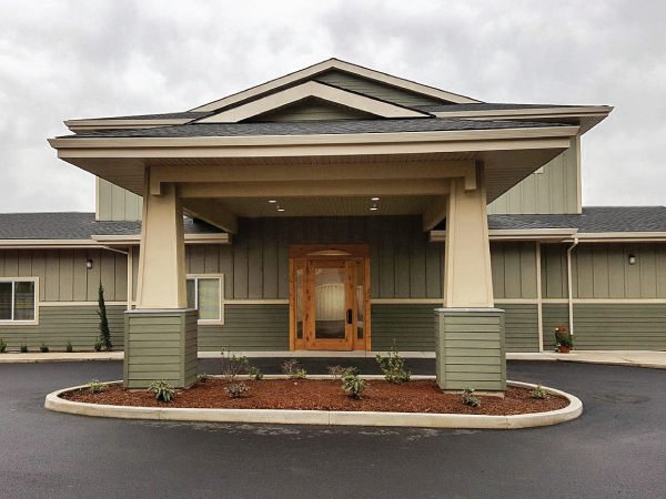 Marjorie House Memory Care  — McMinnville, OR