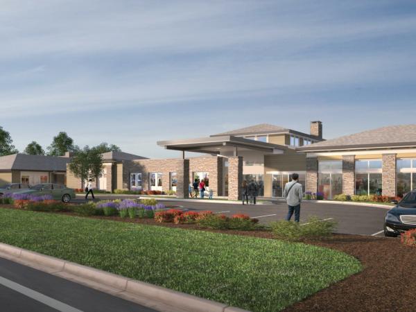 Meridian Meadows Skilled Nursing Facility  — Meridian, ID