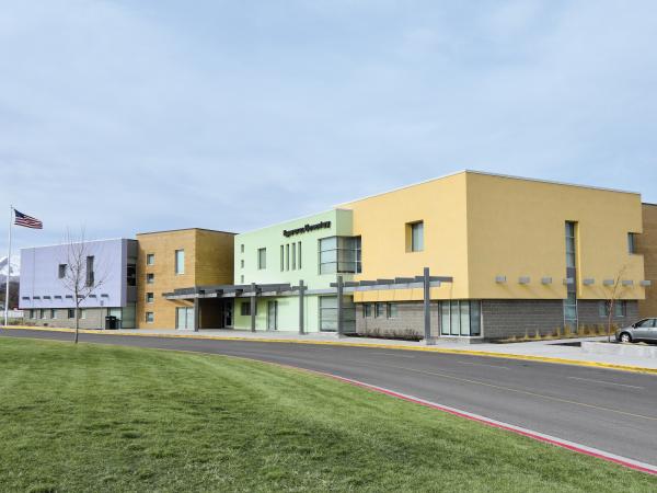 Esperanza Elementary  — West Valley City, UT