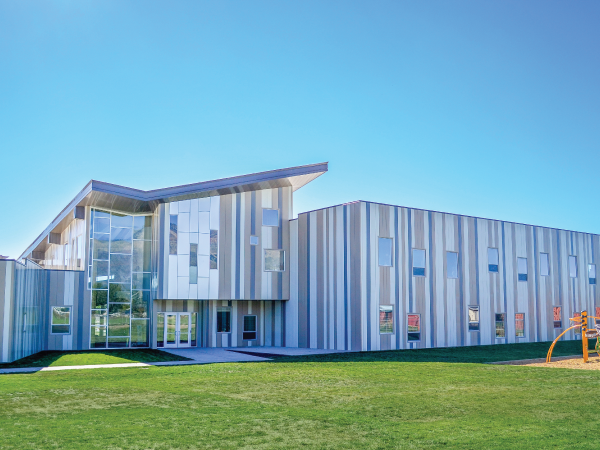 Greenwood Elementary  — Harrisville, UT