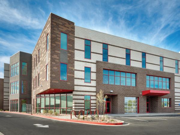 Spectrum High School  — North Salt Lake, UT