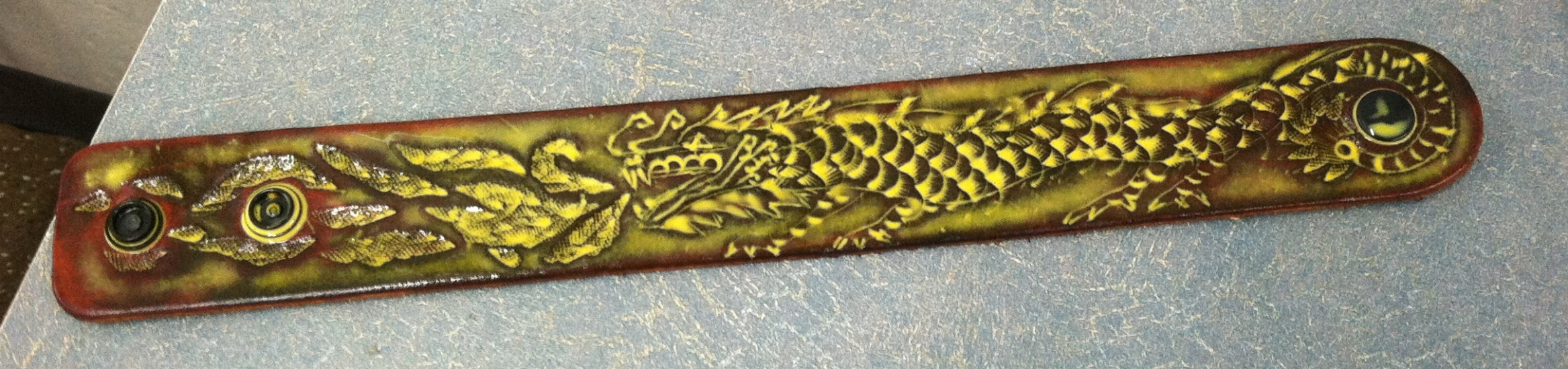 Dragon  Leather   2015