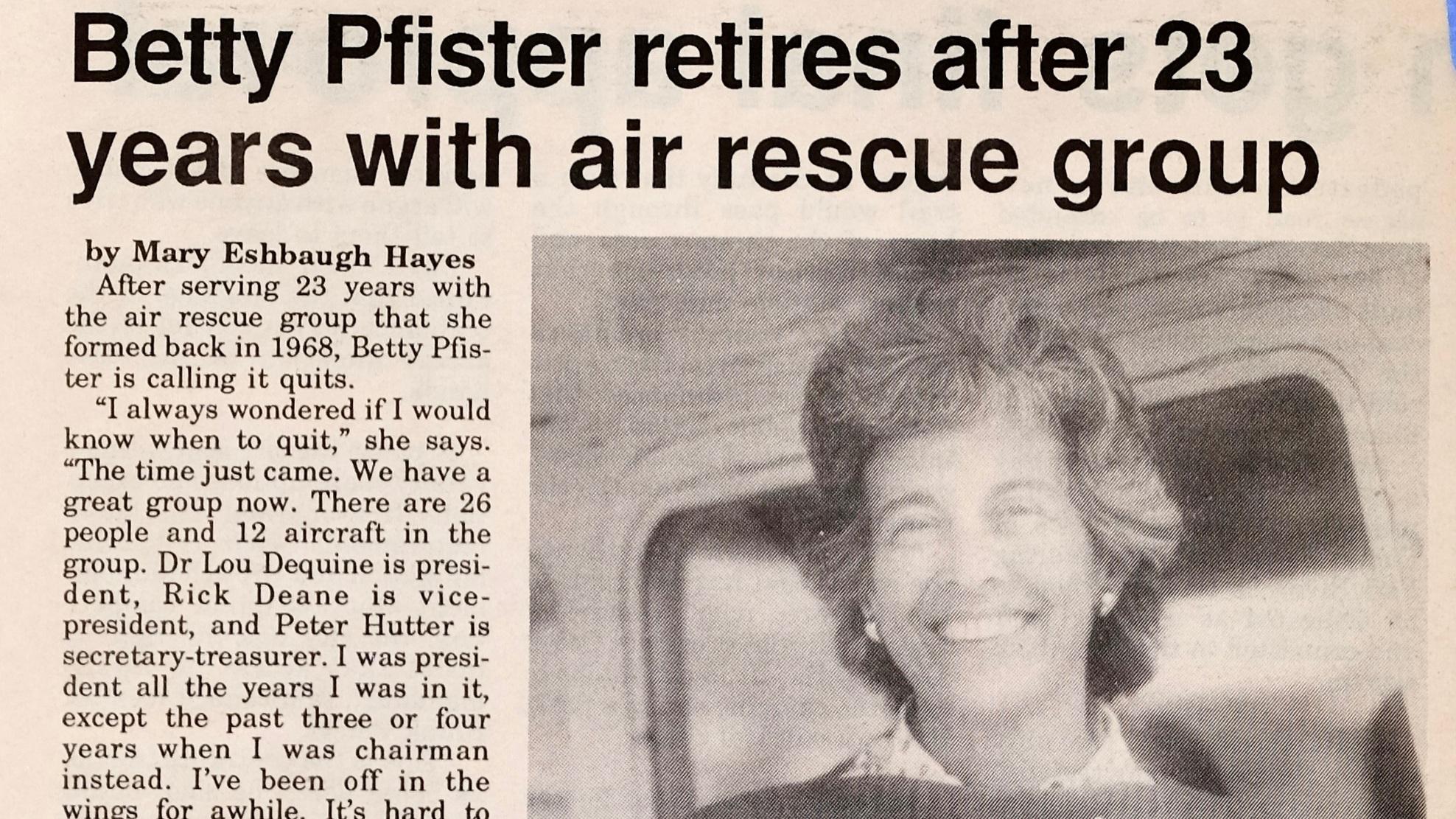 Pfister retires thumbnail