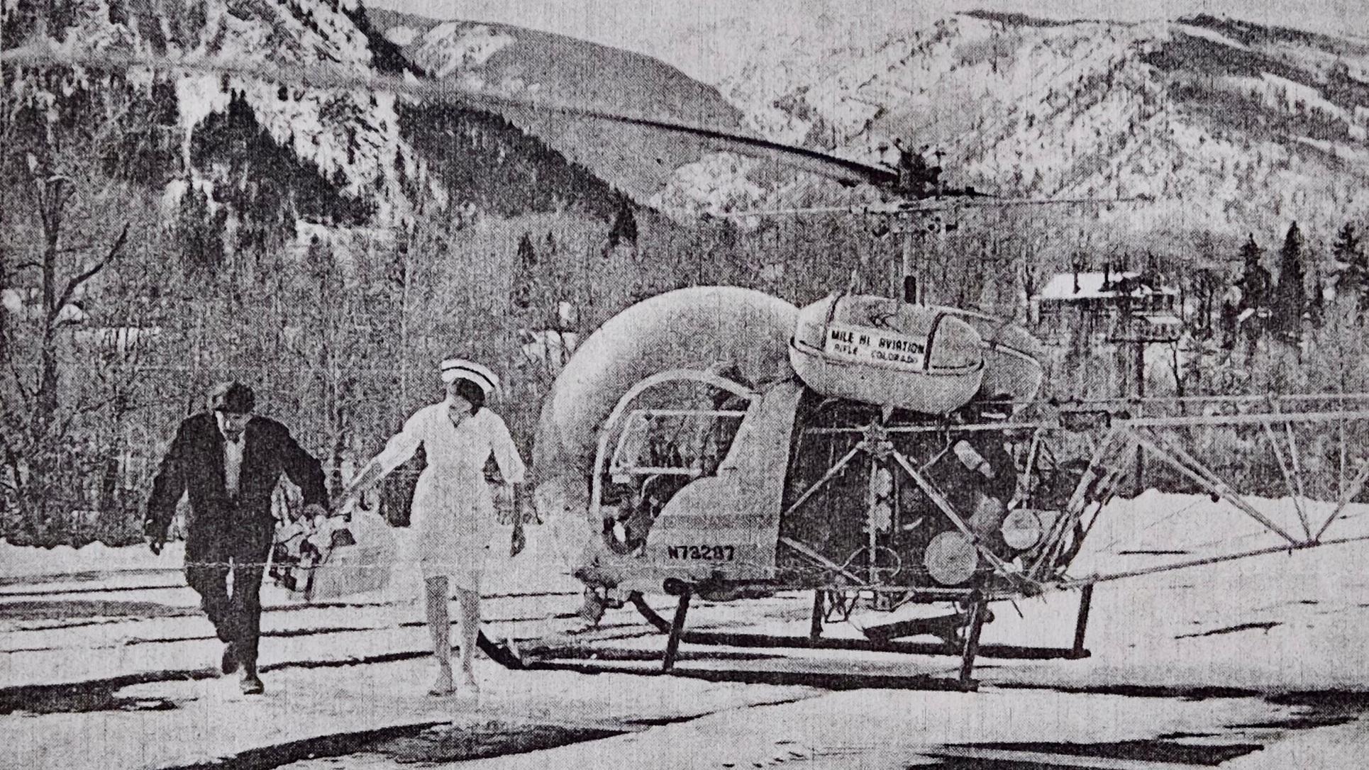 Hospital gets heliport