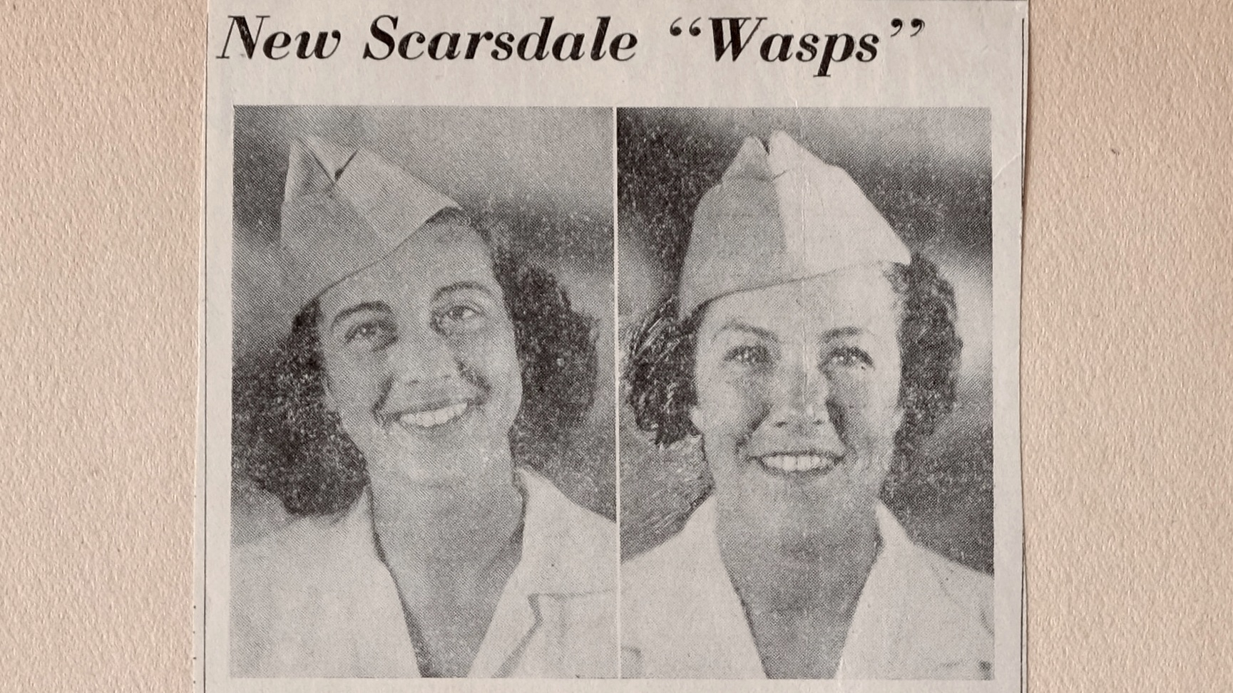 New Scarsdale WASP