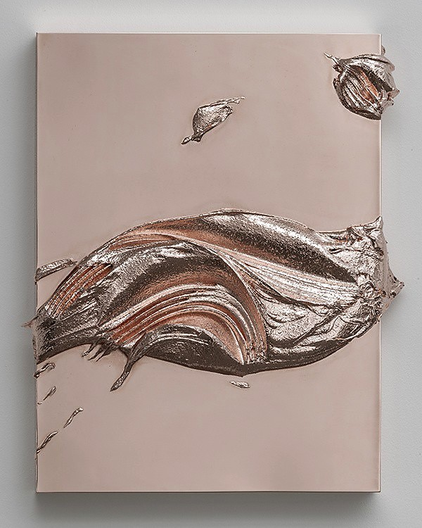 Jason Martin Cabo 2013  Rose Gold  44 x 36 x 9 centimeters      View More Jason Martin