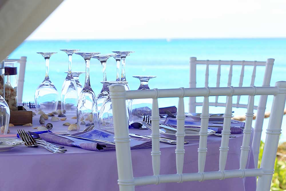 We've seen couples dining privately at Beaches, either in a gazebo or directly on the Beach. It seems romantic, but there are plenty of romantic escapes at the resort that don't cost extra.