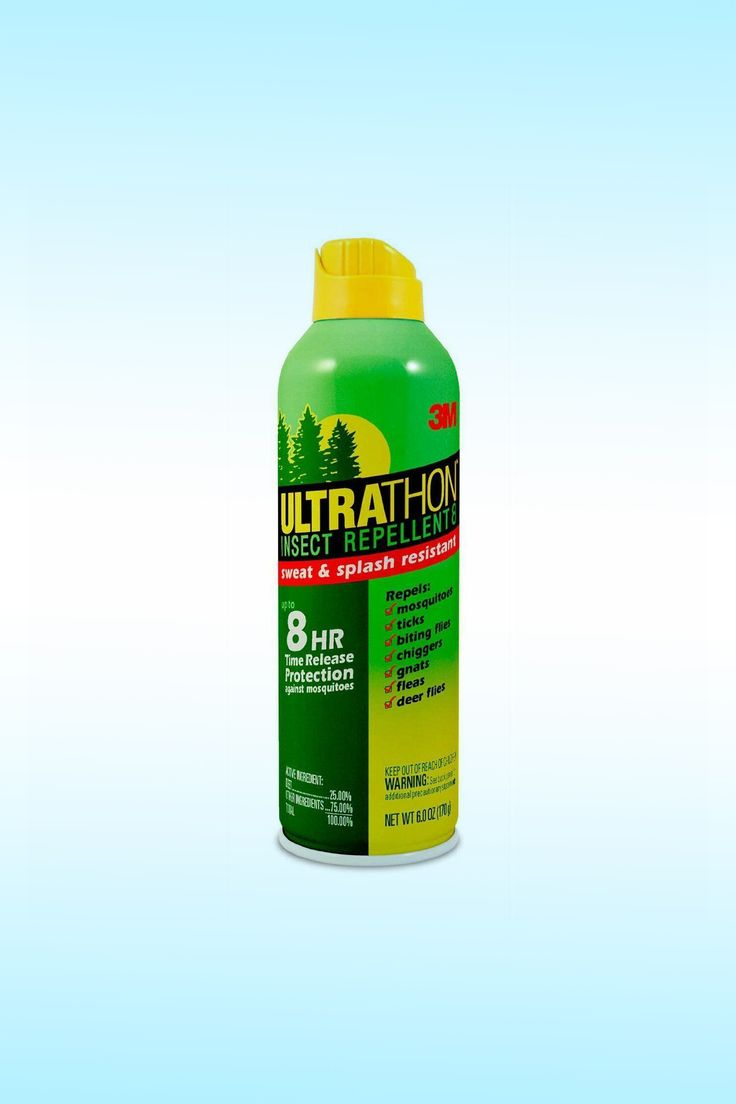 3M Ultrathon Insect Repellent, 6-Ounce Spray - Image Credit: 3M