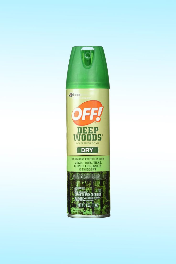 Off! Deep Woods Dry Insect Repellent VIII - Image Credit: SC Johnson