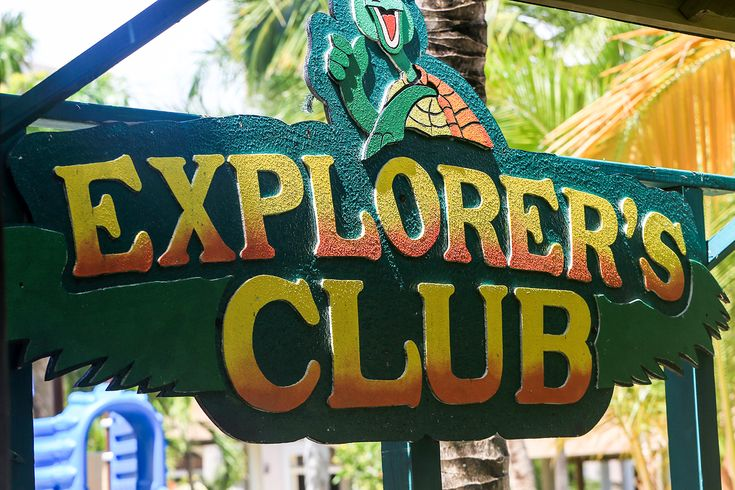The counselors at the Explorer's Club are fun and hands-on. They helped make our trip great.