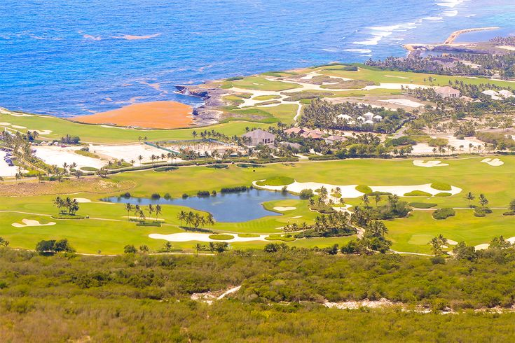 Punta Cana is a popular destination for golf, weddings, Spring Break, and family trips.