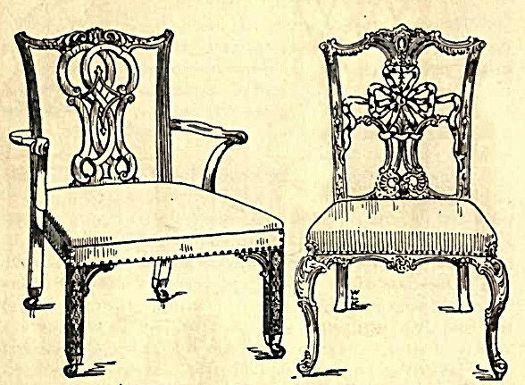 Chippendale Arm Chair and Ribbon Back Chair.jpg