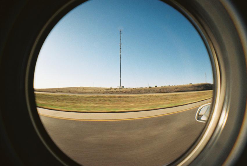 The Plains of Kansas  Somewhere on I-70 in Kansas, USA