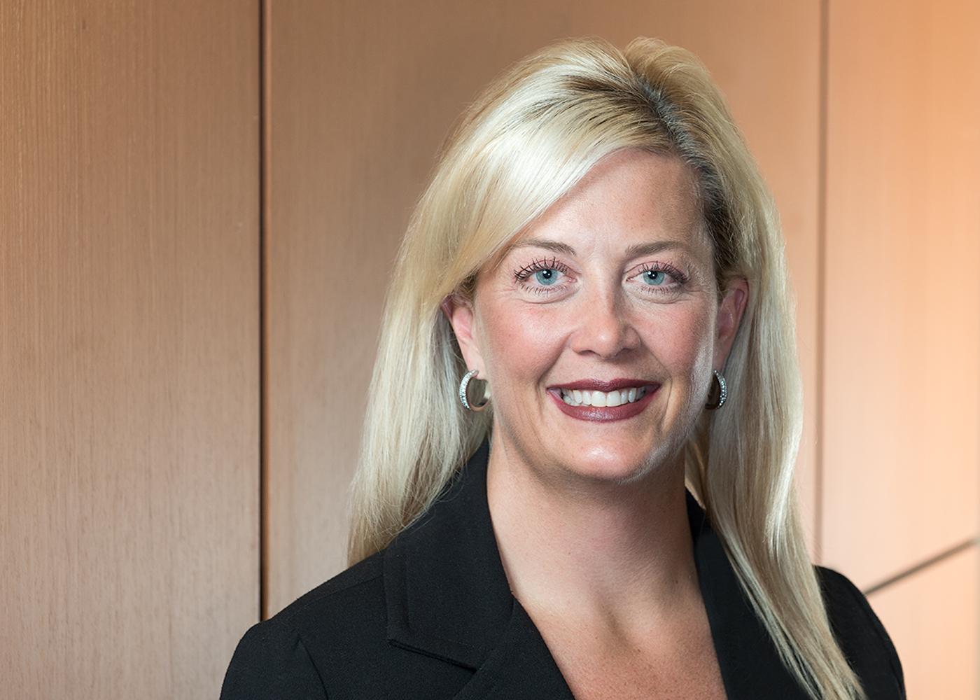 Wendi Burkhart  Business Portrait.