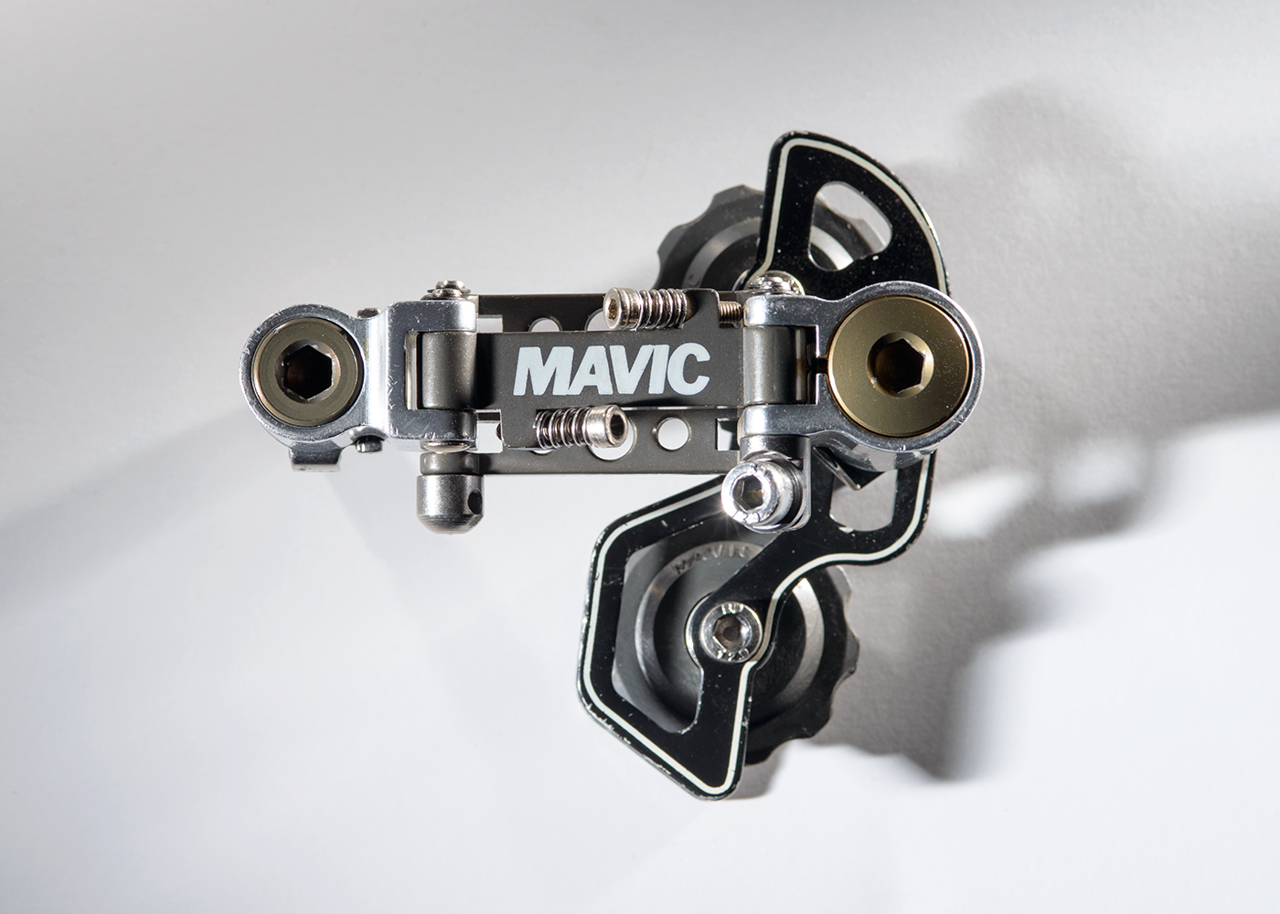 Mavic 851 SSC  This is the Professional version of the 801 which was introduced in 1979.