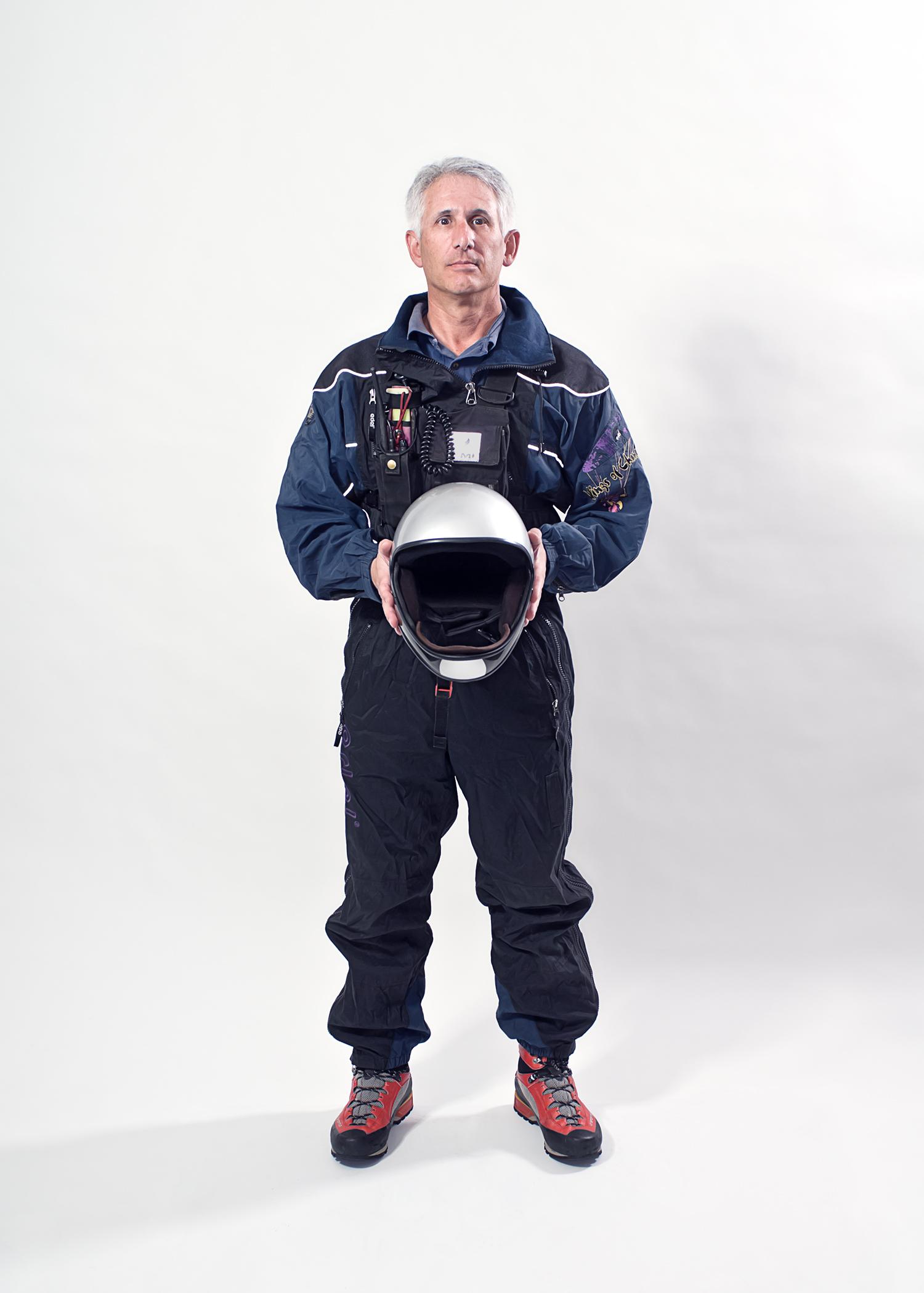 Tim  Paraglider Pilot.
