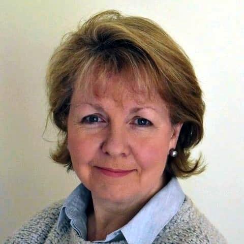Mairi Johnstone  Licenced Lay Minister