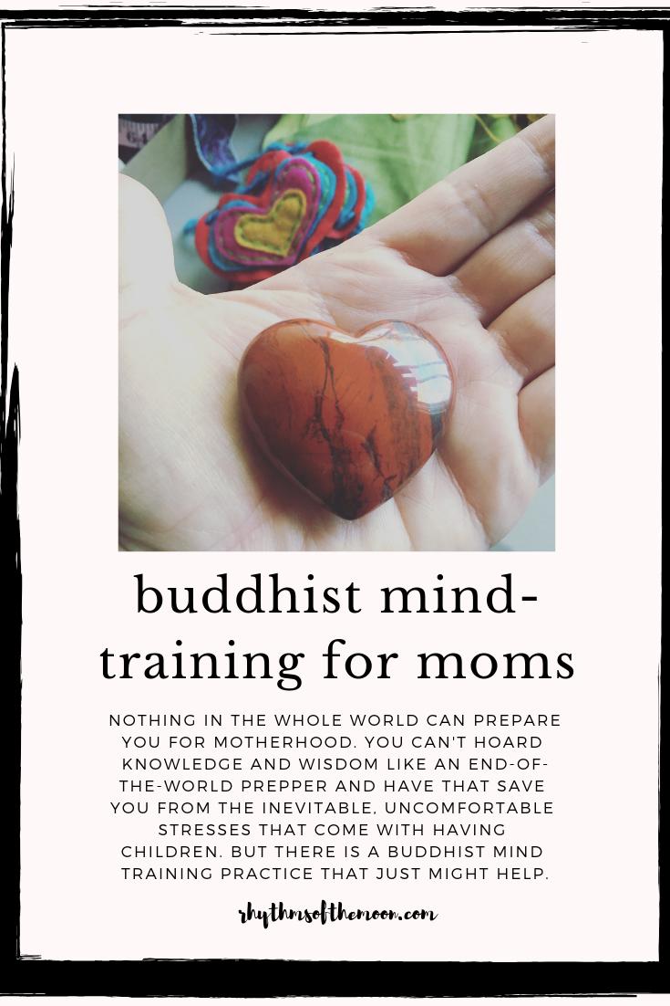 lojong buddhist mind-training for mothers