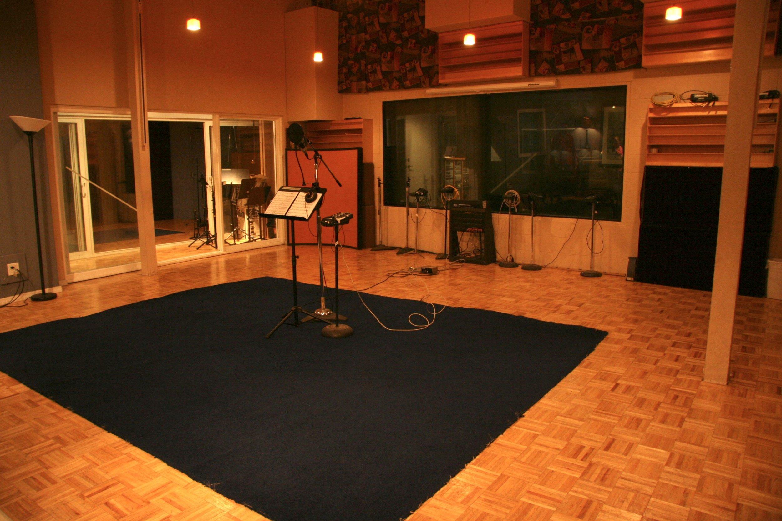 Studio A - tracking room.JPG