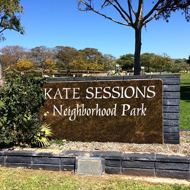 Are you a San Diego local? Kate Sessions Park is one of the best places around to get moving! We use the entire space of the park during our Girl Squad sessions. Come try us out! Your first two sessions are FREE!🌈 • • #girlsquadfitness #kidsfitness #optoutside #katesessionspark #sandiegopark #outdoorfitness #sandiegotrainer #fitnesstrainer #acefitenss #acekidsfitness #sandigolocal #outdoorexercise #fitkid @fitbit @roadrunnersports @acefitness