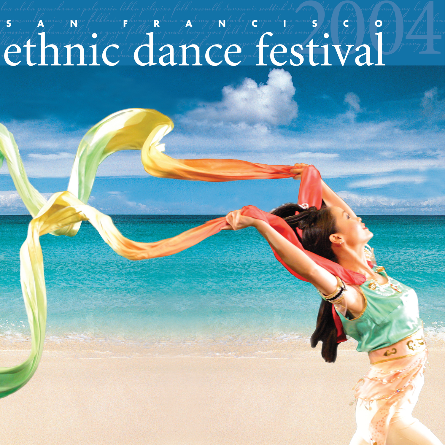 SF Ethnic Dance Festival Program Book