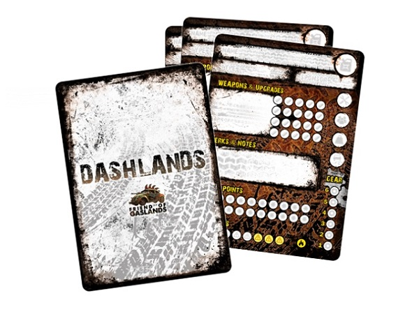 GET SOME! - Sets of Dashlands cards are available now for delivery world wide.