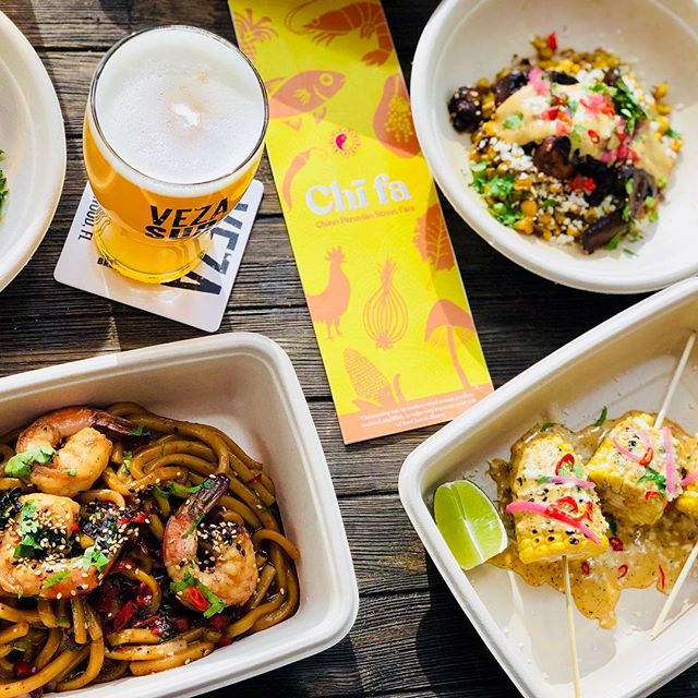 On Friday, we like to wok out. 😂 #ChifaStreet