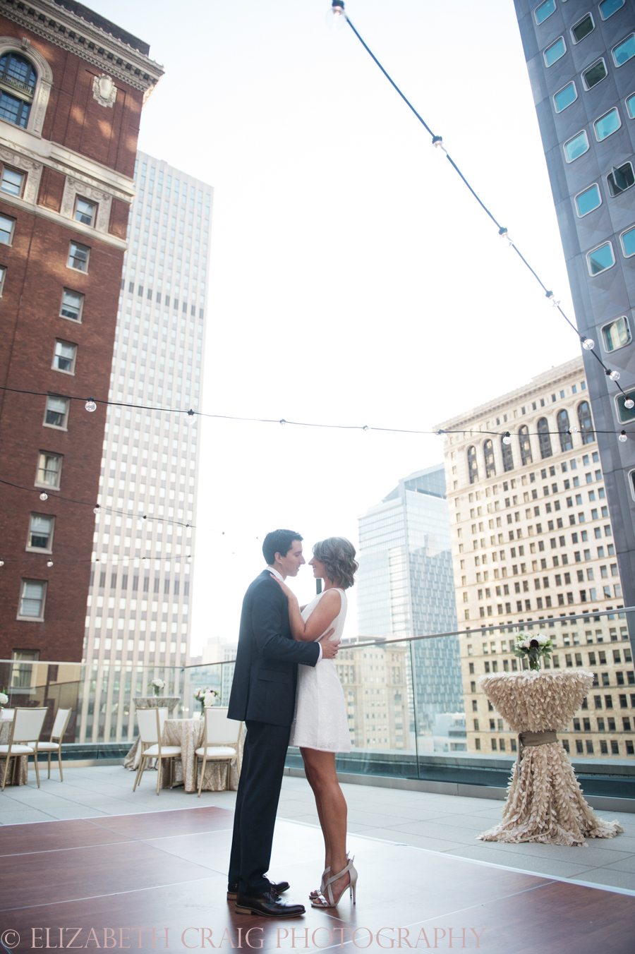 Pittsburgh Small Weddings | Hotel Monaco | Masnions on Fifth-41