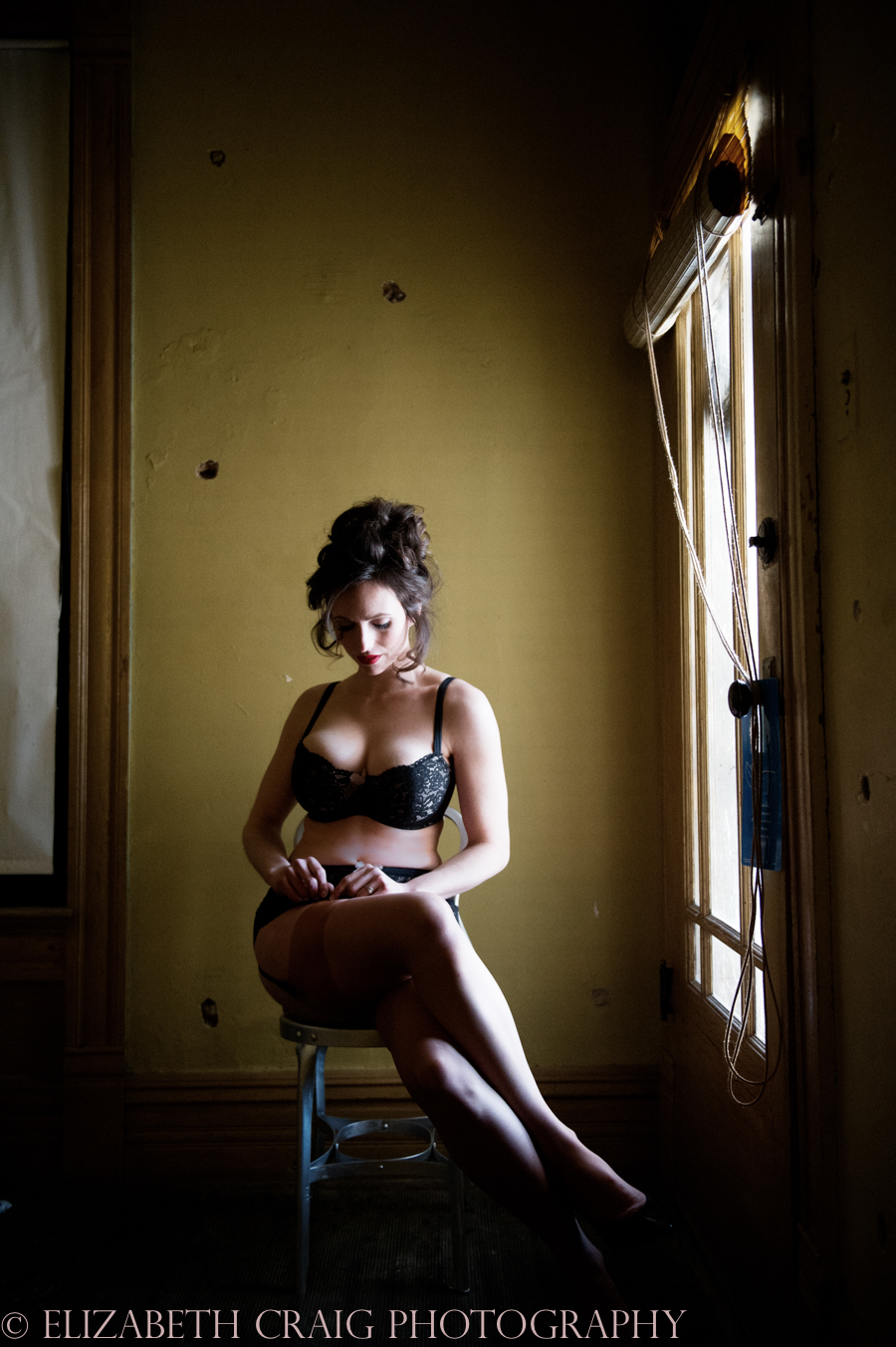 Pittsburgh Boudoir Photographer | Elizabeth Craig Photography-003