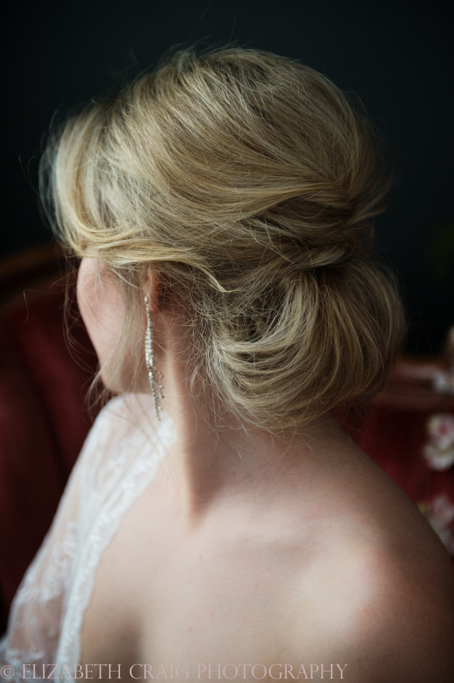 Romantic Bridal Boudoir Photos | Elizabeth Craig Photography-6