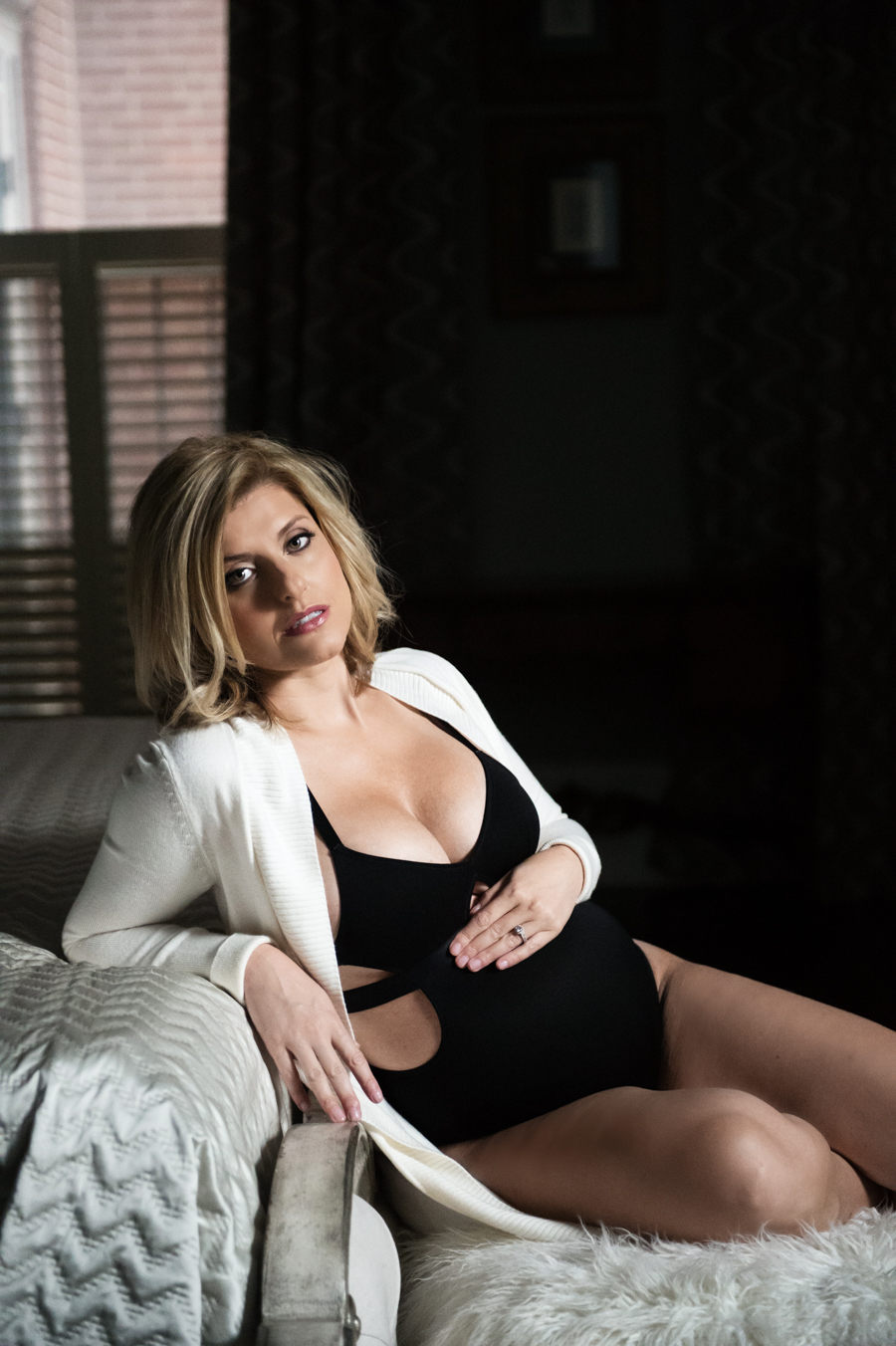 Philadelphia Maternity Boudoir Photographer   Elizabeth Craig Photography-1